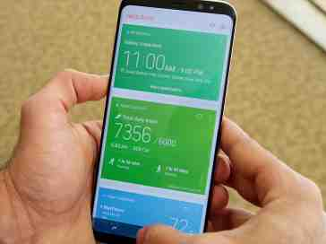 Samsung Galaxy S8 Bixby