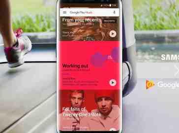 Samsung Google Play Music