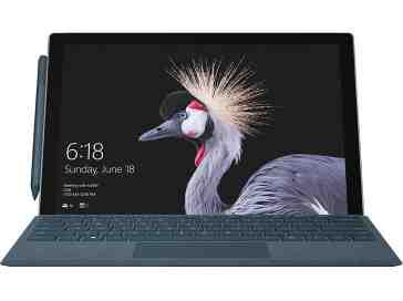 New Microsoft Surface Pro
