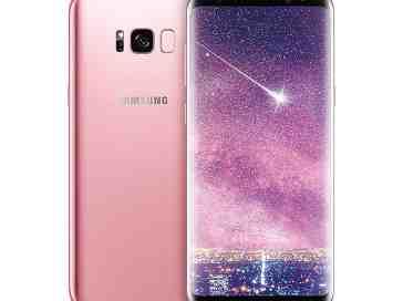 Samsung Galaxy S8+ Rose Gold