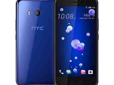 HTC U11 blue