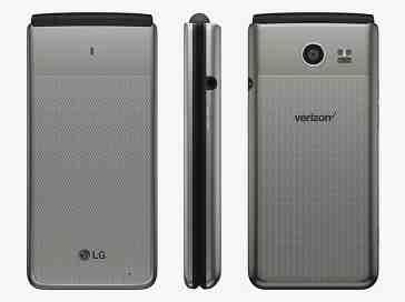 LG Exalt LTE Verizon