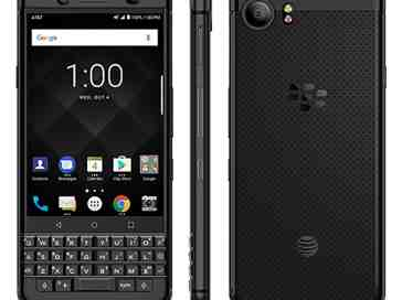 BlackBerry KEYone Space Black AT&T