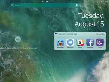 Siri in iOS