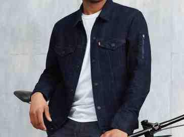 Google Levi's smart jacket Jacquard