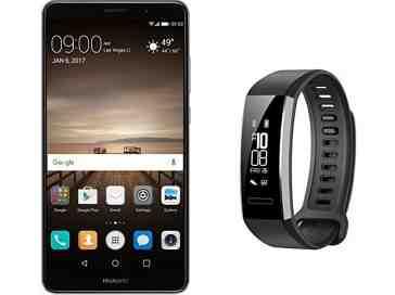 Huawei Mate 9 Band 2