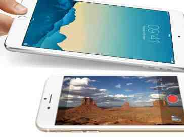Apple iPad Mini and iPhone 6 Plus