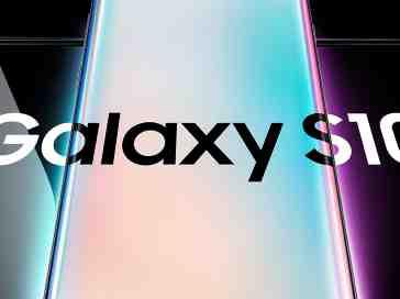 Samsung Galaxy 10 logo