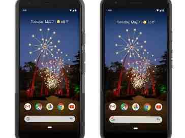 Pixel 3a, Pixel 3a XL