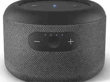 Amazon portable Echo Input