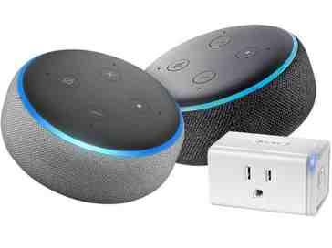 Echo Dot TP-Link smart plug deal