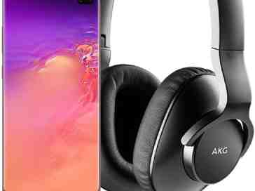 Galaxy S10 free headphones deal