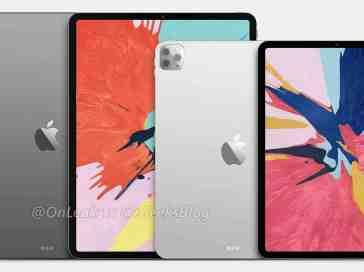 2020 iPad Pro render