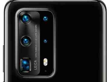Huawei P40 Pro five cameras