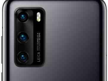 Huawei P40 cameras