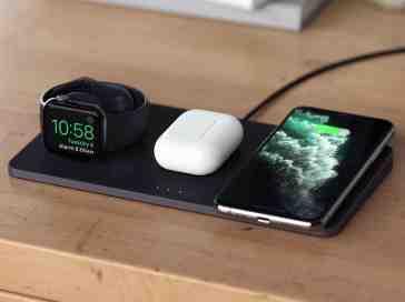 Trio Wireless Charging Pad