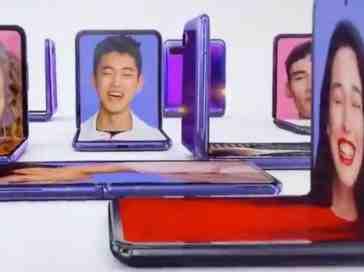 Galaxy Z Flip ad