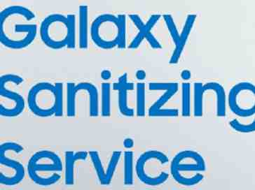Galaxy Sanitizing Service logo