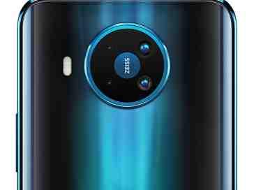 Nokia 8.3 5G cameras