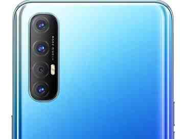 Reno 3 Pro cameras