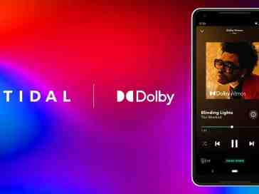 Dolby Atmos and Tidal