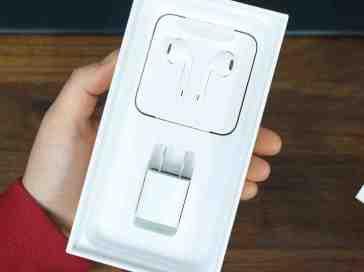 Apple iPhone power adapter