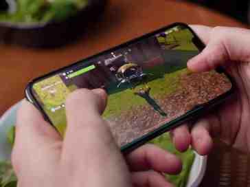Fortnite on iPhone