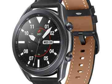 Galaxy Watch 3 face