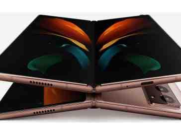 Samsung Galaxy Z Fold 2 leak