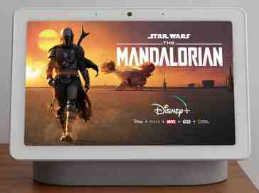 Disney+ smart display