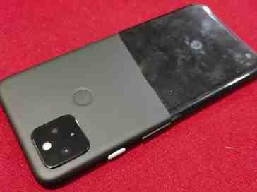 Pixel 5 prototype