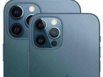 iPhone 12 Pro, Pro Max cameras