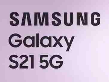 Samsung Galaxy S21 logo