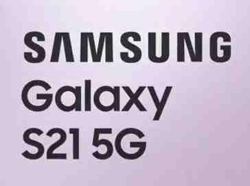 Samsung Galaxy S21 5G name