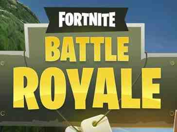 Fortnite Battle Royale logo