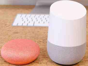 Google Home Mini, Google Home