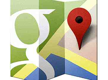 Google Maps old logo