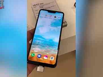 LG G7 Neo leak