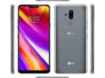 LG G7 ThinQ image leak