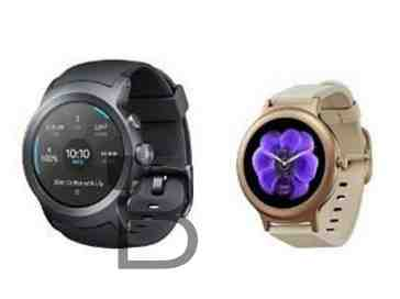 LG Watch Sport, LG Watch Style