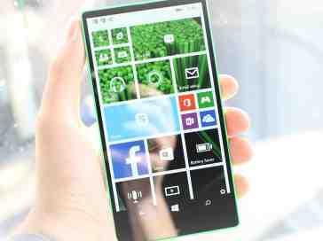 Microsoft Vela all-screen Windows Phone