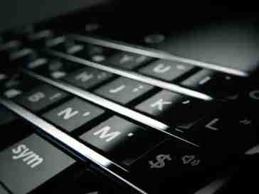 BlackBerry Android physical keyboard teaser