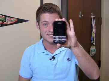 BlackBerry Q10 Unboxing   PhoneDog