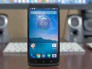 Motorola DROID Turbo front