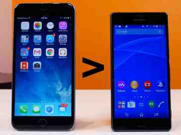 12 reasons why iPhone 6 Plus is better than Xperia Z3 - PhoneDog
