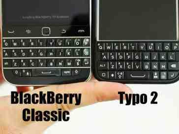 Typo 2 BlackBerry Classic