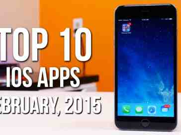 Top 10 iOS Apps of February 2015 - PhoneDog