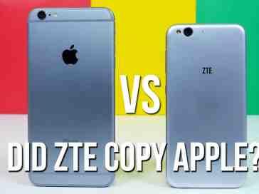 iPhone 6 Plus vs ZTE Blade S6 - PhoneDog