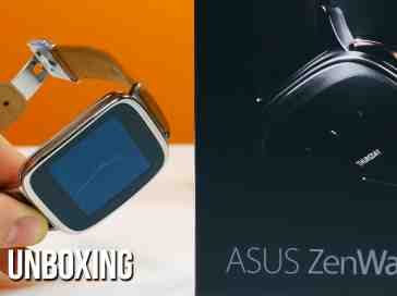 ASUS ZenWatch hands-on & unboxing - PhoneDog