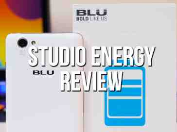 BLU Studio Energy review - PhoneDog